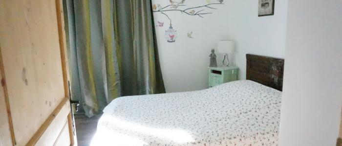 Chambre n2 des appartements à louer pour cure et vacance à Lamalou les Bains