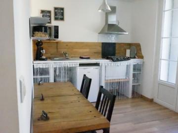 photo du studio à louer pour cure et vacance à Lamalou les Bains