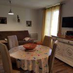 Photo de la cuisine / salle à manger des appartements à louer pour cure et vacance à Lamalou les Bains