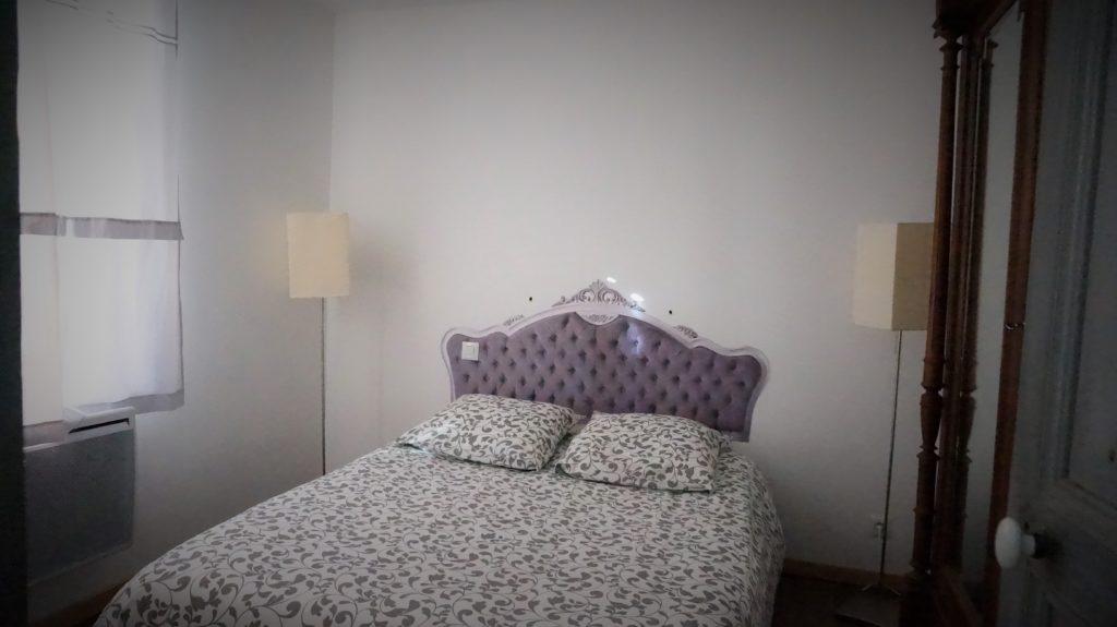 Photo de la chambre des appartements à louer pour cure et vacance à Lamalou les Bains